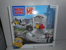 Mega Bloks Despicable Me Minion Mobile - New in Box
