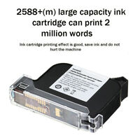 1x Smart Handheld Inkjet Printer Machine K3 Ink cartridge (Black) 70ML  K