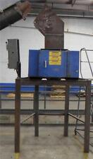 """15HP 18"""" X 12"""" LR Systems Foremost Style Open rotor Grinder Granulator"""