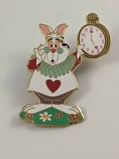 Disney Pin Trading Disneyland Paris Dlp Alice In Wonderland White Rabbit Pin