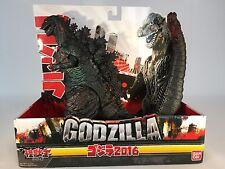Bandai Kaijuu King Series Godzilla 2016 Soft Vinyl Figure 28cm