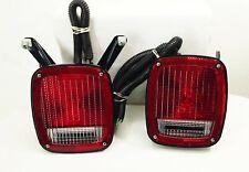 07-18 General motors gm gmc chevy truck 3500 tail brake lights 84050790 07931A