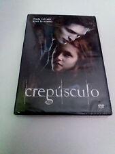 """DVD """"CREPUSCULO"""" PRECINTADO SEALED KRISTEN STEWART ROBERT PATTINSON CATHERINE HA"""