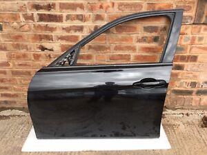 BMW F30 F31 3 SERIES PASSENGER SIDE DOOR SAPPHIRE BLACK
