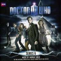 Murray Gold - Doctor Who - Serie 6 Nuevo CD