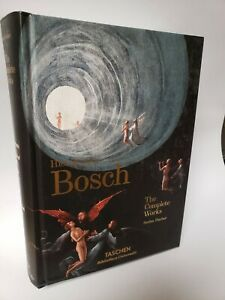 HIERONYMUS BOSCH The Complete Works by Taschen NEW HARDCOVER