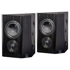 SVS Ultra Surround Speakers (Black Oak) (New!)