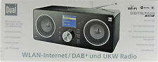 Internetradio DAB WLAN Radio Spotify Connect Radiostation Dual IR 8S B Ware