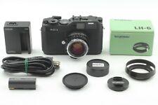 【TOP MINT w/ Hood】 Epson R-D1s 6.1MP Voigtlander NOKTON S.C 40mm f1.4 Leica M