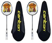 Browning Oxylite Nanocarbon Ti 75 Badminton Racket 6 Carlton Shuttles RRP £210