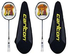 2 x Carlton Airblade Superlite Nano-Pulse Badminton Rackets RRP £400