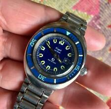 Phigied Caribbean Vintage Divers Watch Automatic Winding 20ATM Boys Stainless
