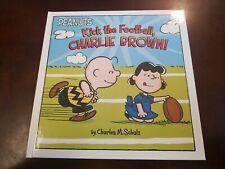 Peanuts Kick The Football Charlie Brown 2016 HC Schulz
