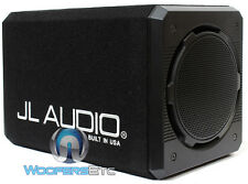 "JL AUDIO CS212G-W6V3 12"" 2400W 2 12W6 SUBS ENCLOSED BASS BOX SUBWOOFERS SPEAKERS"