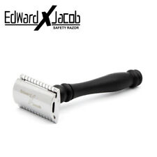 Vintage - Heavy Duty Double Edge Clean and Perfect Safety Razor + 5 Free Blades