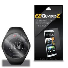 3X EZguardz NEW Screen Protector Shield HD 3X For Polar M200 Fitness Watch