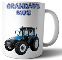 Father's Day or Birthday Card / Gift - Tractor Farming Themed - For Grandad