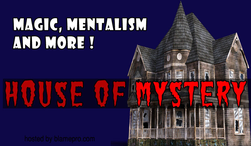 House of Mystery Books