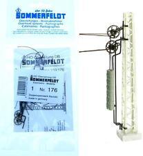 141-NEUF Sommerfeldt Fil de contact cuivrées 0.7 X 188 mm h0 Art