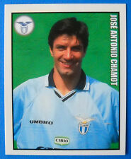 FIGURINA MERLIN CALCIO 98 - N. 196 - CHAMOT - LAZIO - new