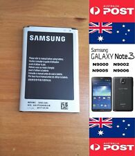 Samsung Original Note 3 N9000 Battery B800BE 3200mAh With NFC - Local Seller !