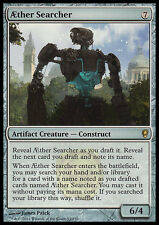 Artifact Creature Construct Rare CANAL DREDGER NM mtg Conspiracy Grey