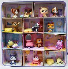 Littlest Pet Shop Collectors Edition Tin 2006 w/ 13 Pet Figures + Accessories