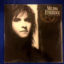 Melissa Etheridge - Brave And Crazy (LP, Album)