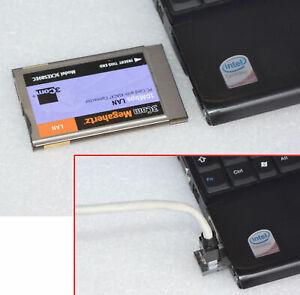 3Com 3CXE589EC Pcmcia 16-BIT Network Card For Ms-dos Windows 95 98 2000 #40
