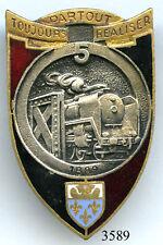 3589 - GENIE - 5e R.G.