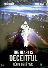 The Heart Is Deceitful Above All Things (2004) DVD PAL COLOR Asia Argento