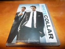 WHITE COLLAR COMPLETE FIFTH SEASON 5 TV Crime Drama Series 4 Disc DVD SET NEW