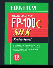 Pellicola Fuji Fujifilm instant color film FP-100c FP 100 c SILK Professional