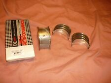 KING ENGINE BEARINGS MB5143HP 020 400 SMALL BLOCK CHEVY 400 BLOCK .NEW FULL SET