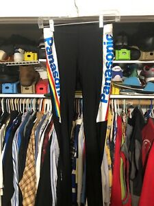 VINTAGE RARE PS2 RALEIGH Team Biking Cycling  Pants Knickers LOUIS GARNEAU 80's