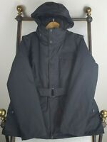 $299 THE NORTH FACE Get Down XL 550 Womens Black Hooded Goose Winter Jacket Coat