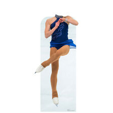 FIGURE SKATER Stand-In CARDBOARD CUTOUT Standup Standee Standin FREE SHIPPING