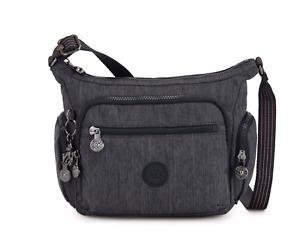 Kipling GABBIE S Shoulder/Across Body Bag ACTIVE DENIM RRP £87