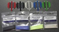 5 Packets of Ruthless Extra Strong Dart Flights & 4 Sets of Shafts  - Comp Pack