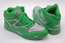 New Reebok Pump Omni Lite Green/Grey Boston Celtics Dee Brown Rare Retro 10.5