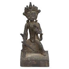 Nepal 19. Jh. Figur -A Nepalese Bronze Figure Shiva Or Saivaite Saint - Népalais
