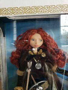 Disney/Pixar Brave Merida 17'' Doll From Disney Store Good Condition