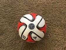 New Adidas New York Fc Inaugural Season Game Ball Fifa Approved
