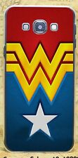 Treasure Design Funny Wonder Woman Case Cover Coque Fundas For All Phone Models