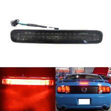 Ford Mustang 05-09 Smoke Lens Red Led Third 3rd Additional Rear Brake Tail Lamp