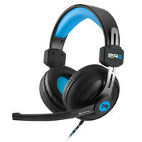 Sharkoon * RUSH ER2 * BLAU * satter Sound * farbenfrohes Design * Stereo-Headset