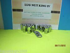"""20 MAG LUG NUTS 7/16-20, 10 LUG 3/4""""SHANK,10 LUG .55 SHANK AR VECTOR WHEELS 772C"""