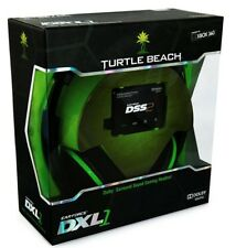 Turtle Beach Ear Force DXL1 Black Headband Headsets new sealed