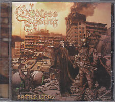 GODLESS RISING - battle lords CD