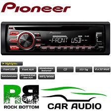 Suzuki ALTO 2009 - 2013 Pioneer 4x50W Car Stereo Radio CD MP3 USB AUX Player Kit